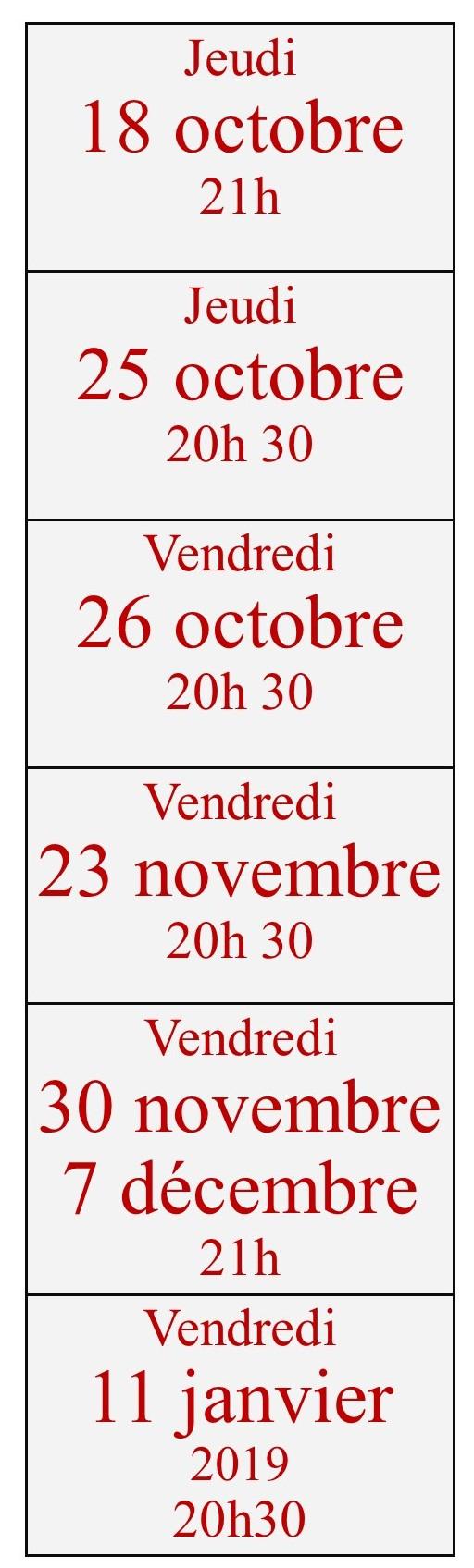 Dates 4