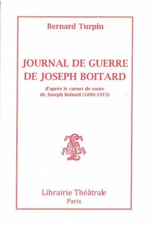 Journal de guerre de joseph boitard