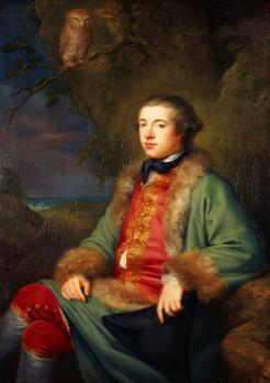 Portrait boswell